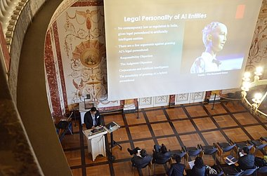 Digitization, Artificial Intelligence and the Law - March 2019